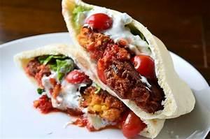 Recipe for Falafel Pita Sandwich - Life's Ambrosia Life's ...