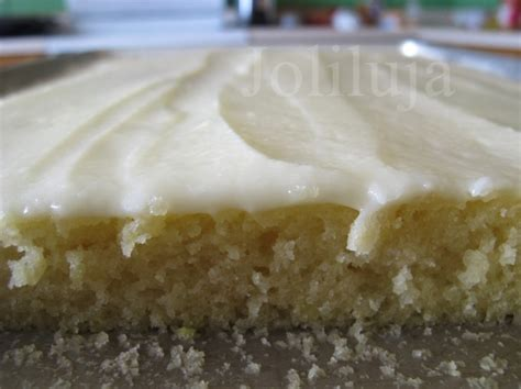 white sheet cake this is a moist and