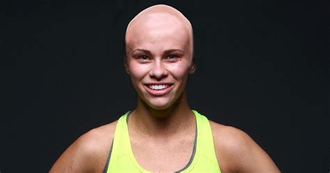 paige vanzant talks  shaving  head  cancer