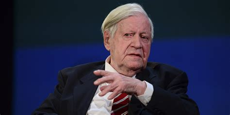 Helmut Schmidt: Japan Has No Friends In Asia. Neither Does ...
