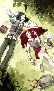 Snape&Lily - Harry Potter Fan Art (7360129) - Fanpop