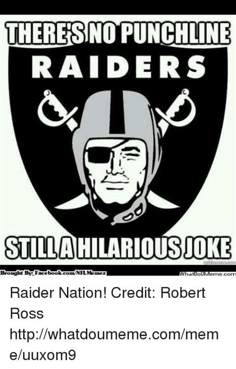 Raider Nation Memes - 25 best memes about punchline punchline memes