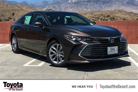 toyota avalon xle dr car  cathedral city