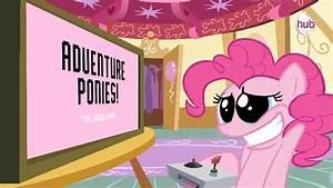 Image Hub Promo 8 Bit Commercial Gaming Pinkie
