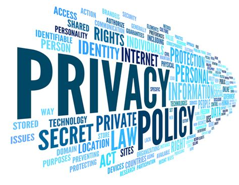 Importance Having Website Privacy Policy