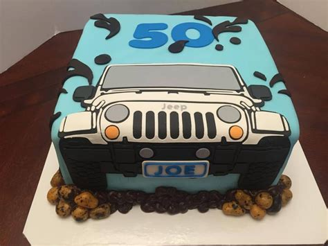 jeep cupcake cake 2d jeep birthday cake 2d jeeps and birthday cakes