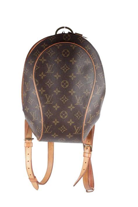 louis vuitton monogram canvas ellipse backpack shoulder bag  sale  stdibs