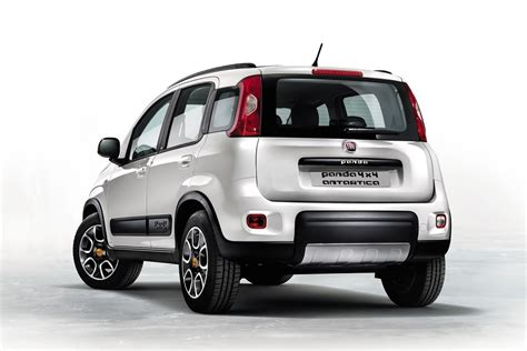 fiat to unveil panda 4x4 antarctica and freemont black code in frankfurt carscoops