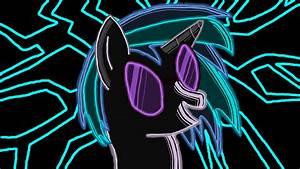 neon dj background Gallery