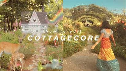 Cottage Core Cottagecore Aesthetic Edit Edits Tutorial