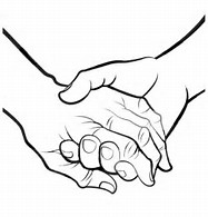 HD Wallpapers Coloring Page Kids Shaking Hands