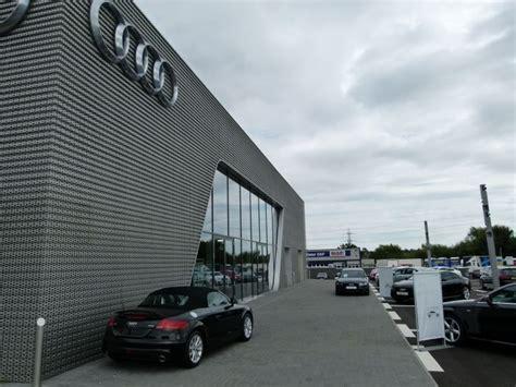 Engineering Ireland  Audi Garage Leicester