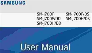 Samsung Galaxy J7 Manual