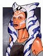 Star Wars: The Best Fan Art of Rosario Dawson as Ahsoka ...