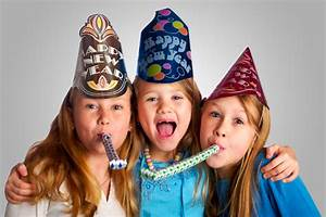 Kid-friendly New Year's party