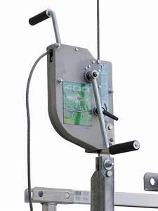 M Lift 400 Manual Traction Hoist