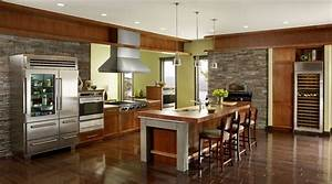 best kitchen designs small galley kitchens best galley With kitchen cabinet trends 2018 combined with large custom stickers