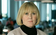 Sarah Lancashire says it was hard 'trying not to fancy' co ...