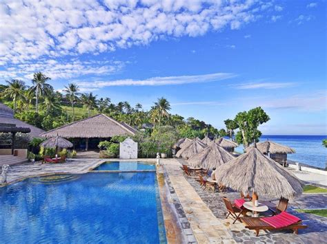 Pasific Beach Cottages In Lombok