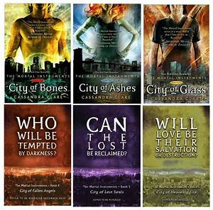 Quotes From The Mortal Instruments Series. QuotesGram