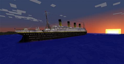 titanic ship download maps mapping and modding java