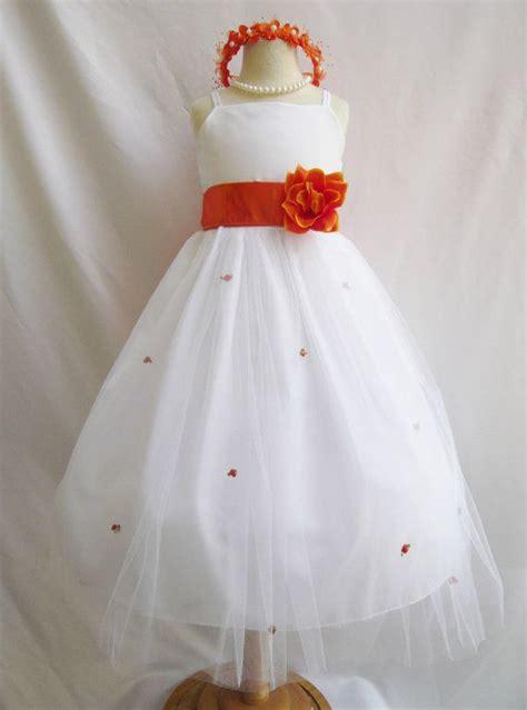 ideas  burnt orange bridesmaid dresses