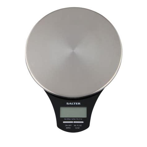 salter premium stainless steel kg digital kitchen scales
