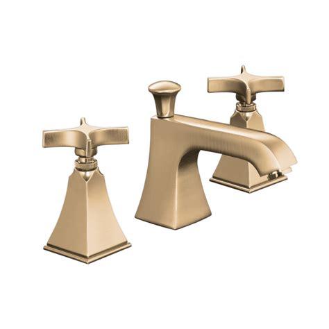shop kohler memoirs vibrant brushed bronze 2 handle
