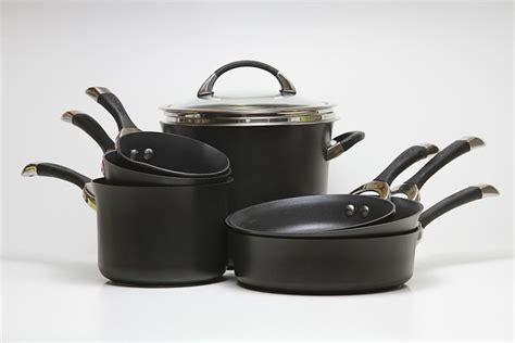 cookware circulon fal farberware greenlife rock pans pots diamond classic pan kitchen ceramic hard nonstick vs anodized aluminum piece pot