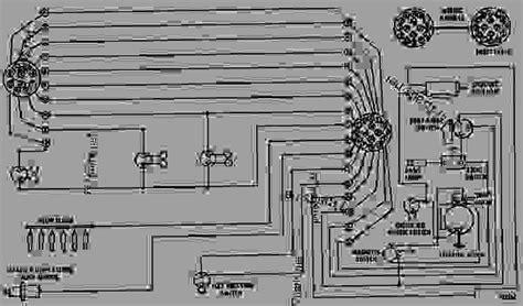Jcb 506c Wiring Diagram For Forklift by Wiring Diagram Wheel Tractor Scraper Caterpillar 627