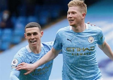 PFA Player of the Year: Manchester City's Kevin de Bruyne ...