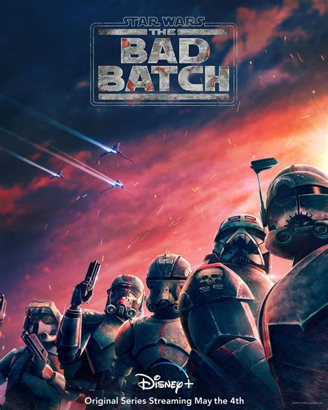 Star Wars: The Bad Batch Will Begin With a 70-Minute ...