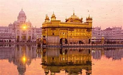 Sahib Wallpapers Harmandir Temple Golden Amritsar Punjab