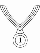 Coloring Olympic Pages Olympics Medal Medals Drawing Primarygames Gymnastics Games Summer Printable Medaille Special Place Getcoloringpages Getdrawings sketch template