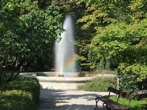 fountains pictures file warsaw uniwersity botanical garden fountain jpg