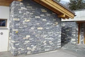 Pierre Facade Exterieur : pierre taille chalet mur pierre mur taille facade pinterest chalet mur et pierre ~ Dallasstarsshop.com Idées de Décoration