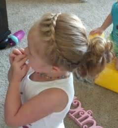 Toddler Girls Cute Hairstyles for Long Hair