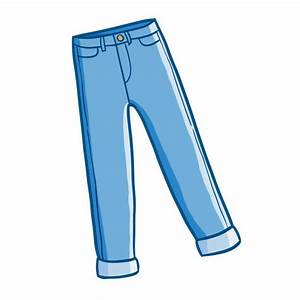 Royalty Free Fold Jeans Clip Art Vector Images u0026 Illustrations - iStock