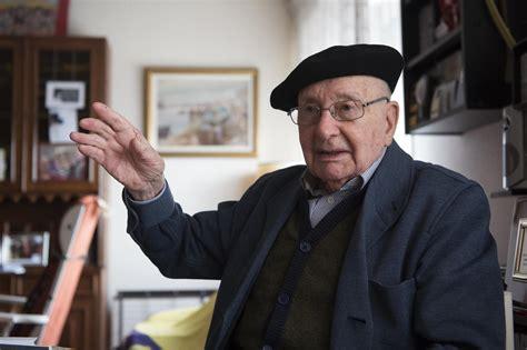 Luis Ortiz Alfau Spanish Civil War Veteran Who Survived