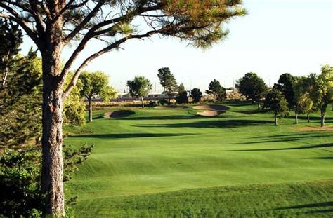 Championship Golf Course At University Of New Mexico In