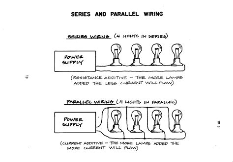 Wireing Diagram Parallel And Series Wiring by Electric Circuits Series And Parallel Electric Send104b