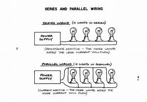 Electric Circuits Series And Parallel Electric