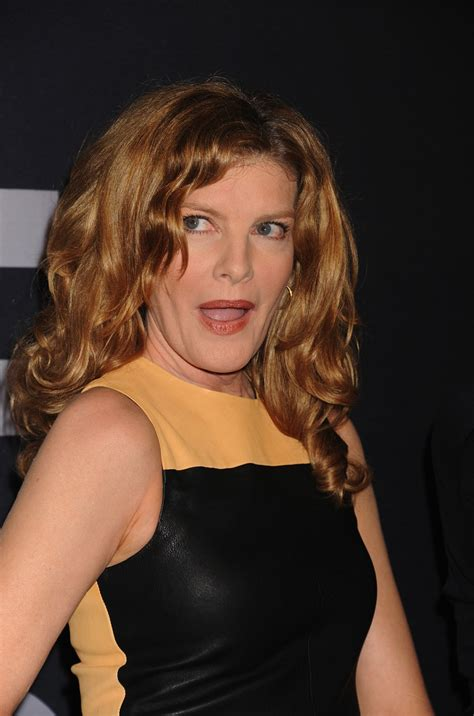 rene russo height how tall is rene russo