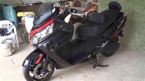 Sym Maxsym 400i Modification by Linha De Adesivos Personaliza 231 227 O Tuning Moto Dafra Sym