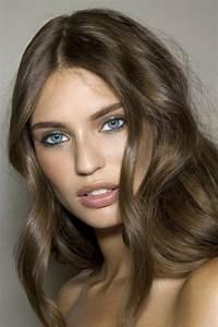 les cheveux chatain quelle nuance choisir et pourquoi With attractive couleur qui va avec le gris clair 16 pfeil