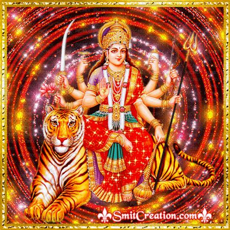Jai Mata Di Animated Wallpaper - devi pictures and graphics smitcreation page 4