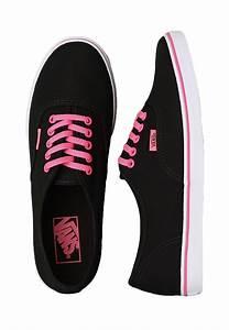 Vans Shoes For Girls Black And Pink sportscafeen.nu