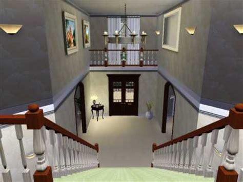 sims  huge mansion house beach big nice luxury youtube