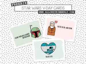 wars valentines day cards 10 free disney inspired printable valentines