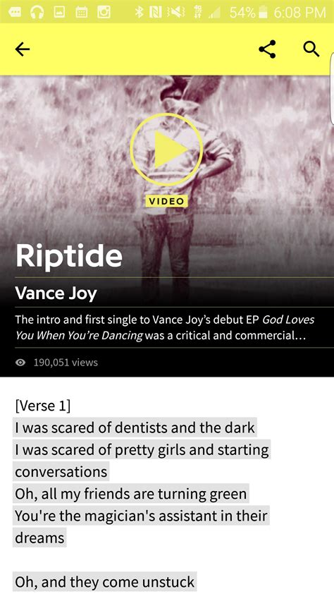 Genius — Song Lyrics & More - Soft for Android 2018 - Free ...